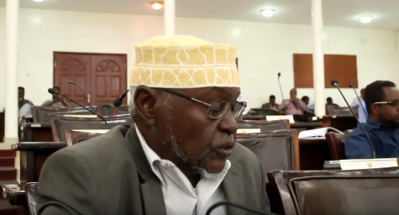 Hargeisa:-Xildhibaano Ka Tirsan Golaha Wakiilada Somaliland Soo Jeediyay In Madaxweynuhu Dalka ka Saaro Shirkadda DP World