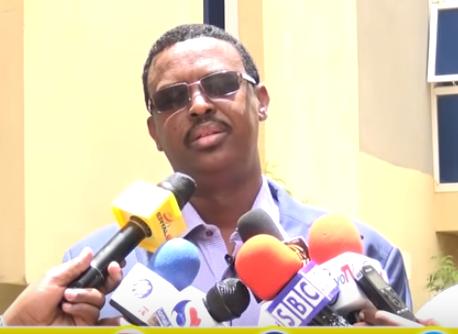Hargeisa:-Golaha Wakiilada Somaliland Oo Raaligelin Siiyay Ex Wasiir Cali Mareexaan.
