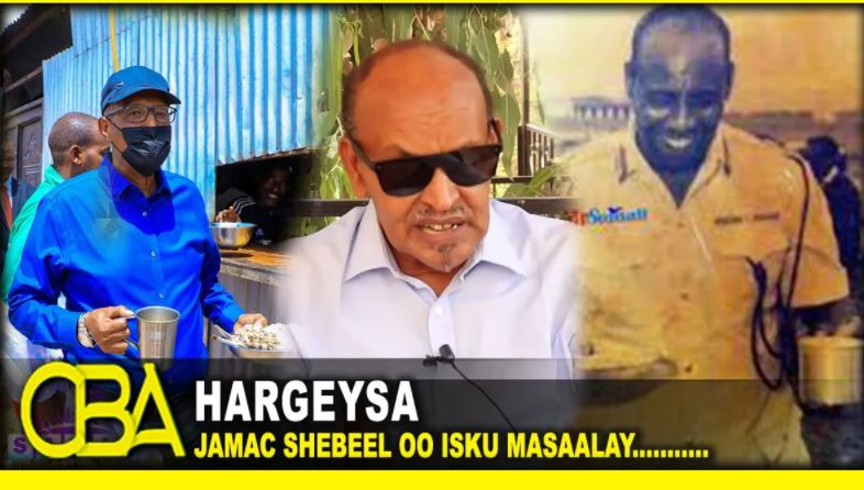 """War Deg Deg Ah:-Siyaasi Jaamac Shabeel"""" madaxweyne Muuse Biixi waxa u leeyahay dhaqaanadii kalitaliskii Siyaad Bare."""