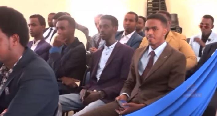 Hargeysa: Daawo 35 Arday oo ka Qalinjabiyay Tababarka Saxaafadda ee Jaamacadda Hargeysa