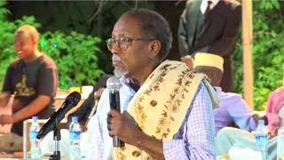 Hargaysa:-Anagu Somaliland Marti Kuma Nihin,Cid Noodhaantana Majiro....Cali Khaliif Galaydh