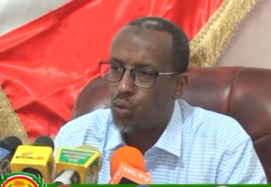 Hargeisa:-Wasarada Gacansatada Somaliland Oo Hada Go,amo Adag Soo Saaray Iyo Waxa Uu Ku Saabsan Yahay.