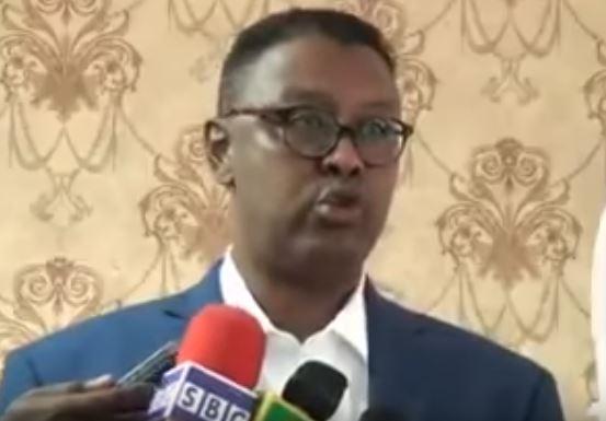 """Hargeisa:-""""Somaliland Musuqmaasuqu Xitaa Wuxuu Galay Masaajidka"""" xildhibaan buubaa."""