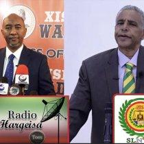 Radio Hargeysa iyo SNLTV oo aan weli si rasmi ah looga baahin Lagu Dhaliilay Xukuumada S,land.