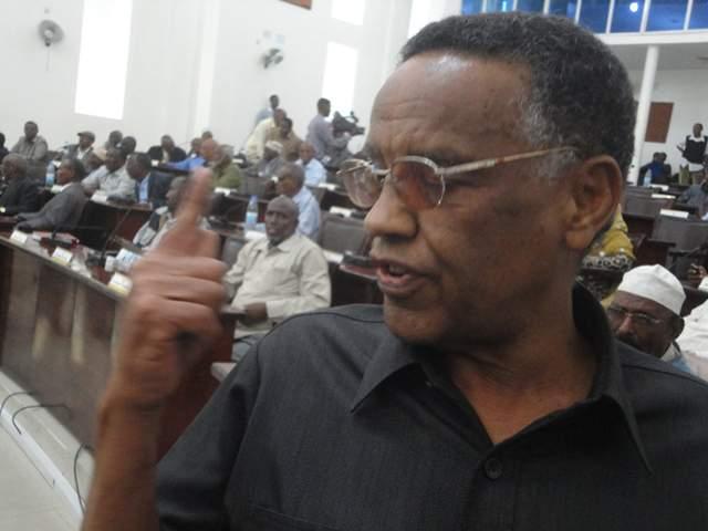 """""""Dhawr Jeer Baan Is Idhi Ma Iskaga Tagtaa"""" Gudoomiyaha Baarlamaanka Somaliland?."""