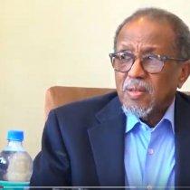 Hargaysa:Wasiirka Hawlaha Guud Ee Somaliland Oo Hadhimo Sharafeed Ku Maamusay Pro Cali Khaliif Gallaydh