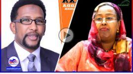 Wasiir Ka Tirsan Xukuumada Somalia Oo Si Layaab Leh ugu Dabaal Degtay Guusha Xil Barkhad Jama Batuun.
