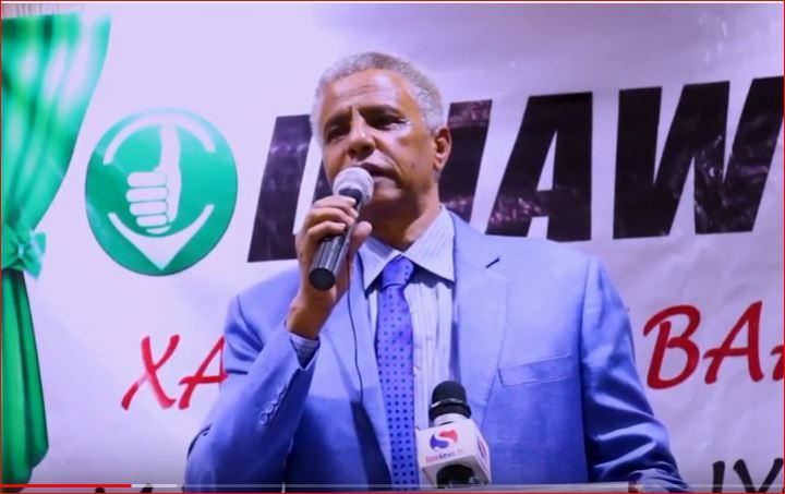 """Gudaha:-:""""Somaliland Waxay Ka Mid Tahay Wadamadda Afrika Ugu Horeeya Dhinaca Technology-yadda""""Maxamud Xaashi Cabdi"""