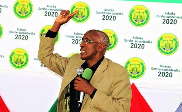 Wasiirka Waxbarashada Somaliland oo Soo Gebo-gabeeyey Shirka Qorshaha 2020