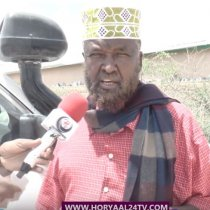 """Daawo:-""""Muuse Biixi Wuxuu la Soo Baxay Astaamihii Siyaad Bare,"""".Boqor Axmed Iimaan Warsame Boqorka Beelaha Gabooye."""