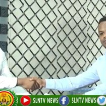 Hargaysa:-Haayada Shaqaalaha Dawlada Somaliland Oo Shaqaale Cusub Ku Wareejisay Wasaarada Caafimadka Somaliland