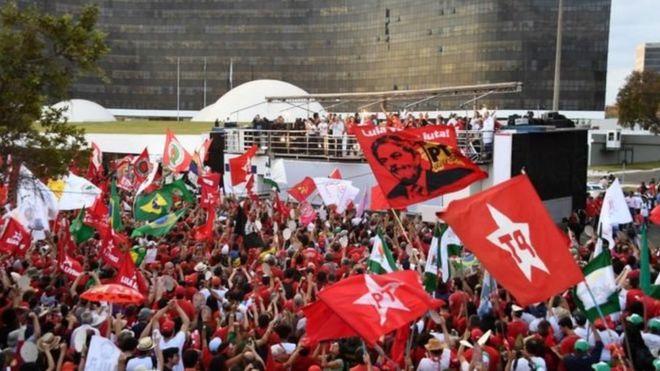 Brazil:-Xisbi Brazil ka dhisan oo nin xidhan u sharaxday madaxweynenimo+Arima Sababay