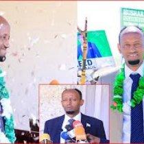 """Gudaha:-""""Waxaan u taaganahay inaan noqdo gudomiye ku xigeenka golaha wakilada Somaliland""""Cabdinaasir Qodax."""