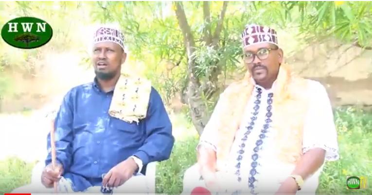 """Gudaha:-""""Madaxweyne Golaha Wasiirada Waxaad Ku Samaysa Isku Shaan Dhayn""""Qaar Ka Mid Ah Madax-dhaqameedka Somaliland."""