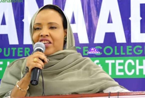 """Daawo """"Waxan soo wadaa haddii alla ka dhigo xisbi la yidhaa SYP, oo ah Cududda Dhalinyarada Somaliland""""Siyasiyad Roda Abdi Muse"""