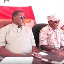 Sanaag:Ciidanka Qaranka Somaliland Ee Gobolka Sanaag Oo Soo Dhaweeyey Saraakil Ka Soo Goostay Jabhada Kornayl Caarre