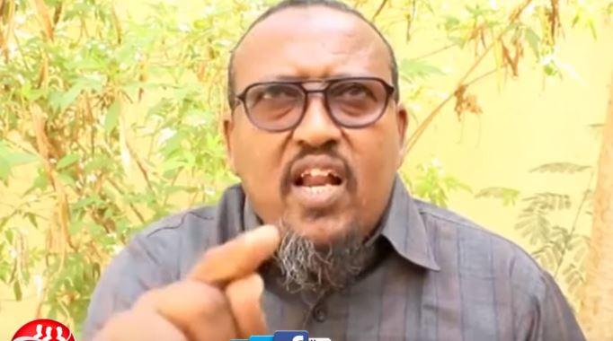 """Hargeisa:-""""Guddoomiye Baashe Cay Ma Is Taahilo Faysalaw"""" Xildhibaan Dhakool Oo Weerar Afka Ku Qaaday Gudoomiye Faysal Cali."""
