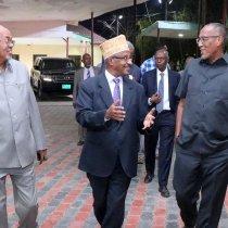 Hargaysa:-Madaxweynaha Somaliland Oo Casho-Sharaf Ku Maamuusay Weftigii Ka Socday Dawladda Eriteriya SAWIRO