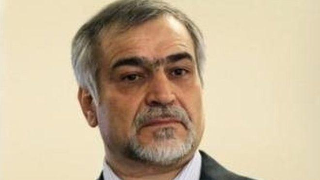 Madaxweynaha Iran walalkii oo xabsiga loo taxaabay