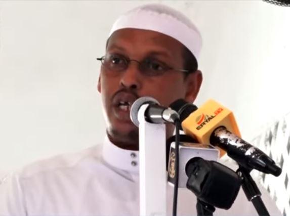 Daawo: Mid ka mid ah culimada somaliland oo soo dhaweeyey heeshiiskii nabadeed ee deegaanada ceel-afweyn
