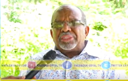 Hargeisa:-Siyaasi Axmed Xaaji Daahir Oo ka Jawaabay Eedihii Uga Yimi G-Ilaalinta Hantida Qaranka.