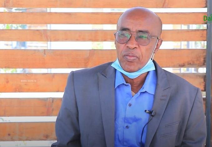 Gudaha:-Siyaasi Baashe Cali Jaamac oo Sheegay Inuu ka baxay Xisbiga Mucaaradkee Wadani.