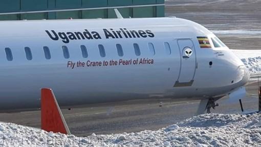 Shirkadda Uganda Airlines oo duulimaad toos ah ka bilaabeysa magaalada Muqdisho
