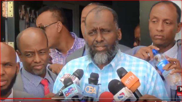 Hargeisa:-Golaha Degaanka Burco Oo Kulan La Qaatay Golaha Wakiilada Somaliland Iyo Arimaha Laga Wada hadlay.