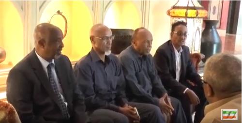 Deg Deg:-Wafti Ka Socda Xukuumadda Somaliland Oo Gaadhay Jabuuti+Ujeedada Safarkooda.