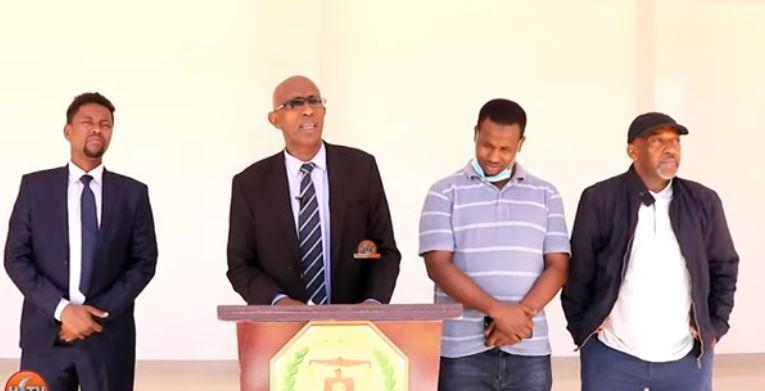 Daawo: Wasaaradaha Waxbarashada Somaliland iyo Kenya oo xidhiidh yeeshay iyo weftigii wasiirka oo soo laabtay