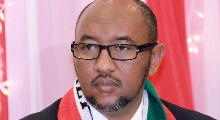 Wasiirkii Hore Ee Madaxtooyada, Xirsi Cali Xaji Xasan Oo Shacbiga Somaliland Hanbalyo U Diray Munasibada Ciida.