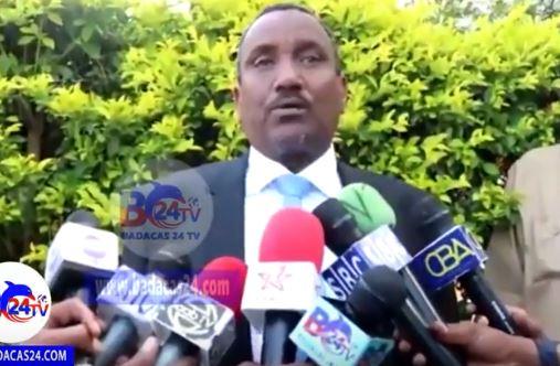 War Deg Deg Ah:-Xukuumada Somaliland Oo Baaq U DirtayY Hayadaha Caalamiga Ah Iyo Qurba Joogta Somaliland.