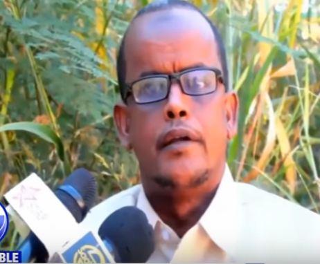 Daawo:agaasimihi guud ee wasaarada cadaalada somaliland oo is casilay