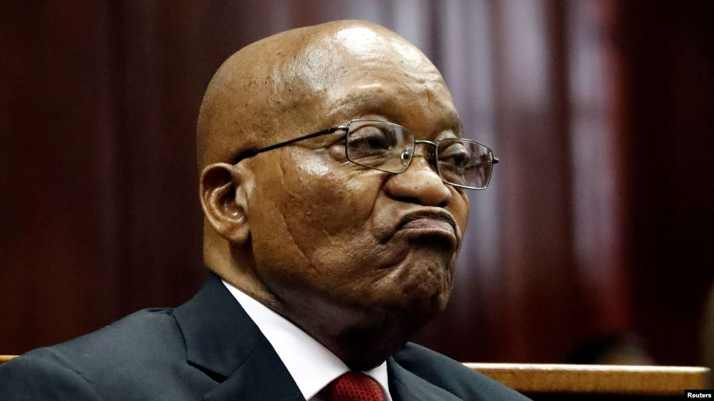 South Afrika: Madaxweyne Zuma Oo Maxkamad Lasoo Taagay