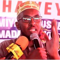 """Gudaha:-""""Magacyada Masuliyinta Habar-Jeclo Barta Oo Meesha Waxba Kuma Hayaane Ila So Jiida""""Gudoomiye Doob"""