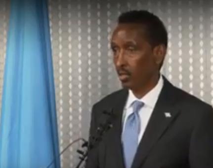 Muqdisho: Daawo Somaliya Oo Safiiradeeda Dalalka Kale Ee Muqdisho Ku Sugan Digniin Ka Dhan Ah Somaliland Siisay