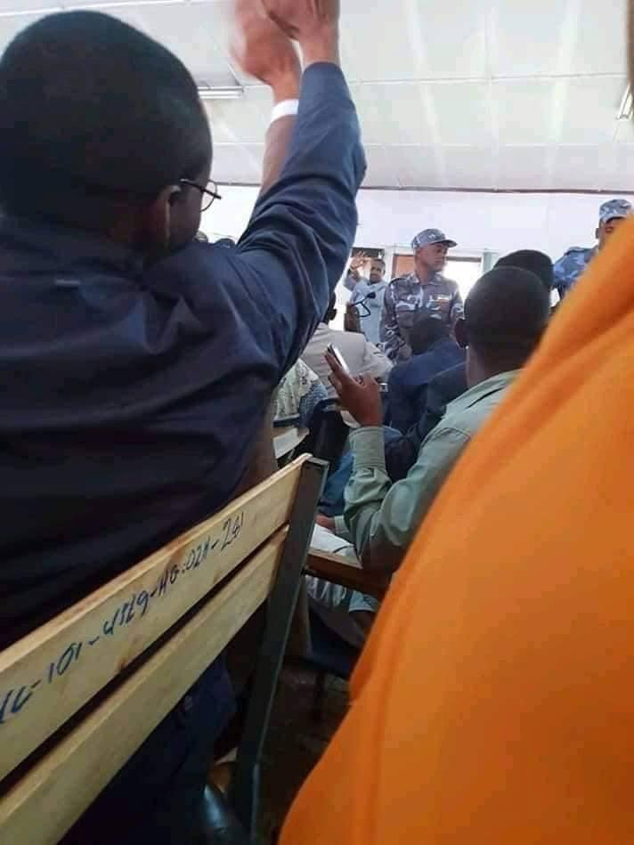 Daawo:-Cabdi Maxamuud Cumar Oo Markii Saddexaad Maanta Maxkamad La Hor Keenay.