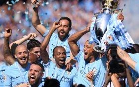 Manchester City Oo Rikoodh U Dhigtay Premier League