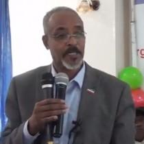 Hargaysa:-Wasiirka Wasaarada Warfaafinta Somaliland Cabdiraxmaan Guri Barwaaqo Oo Ka Qayb Galay Munaasibad Urarka Solja Qabsanaysay Iyo Xadhiga Tvada Oo Uu Ka Hadlay.