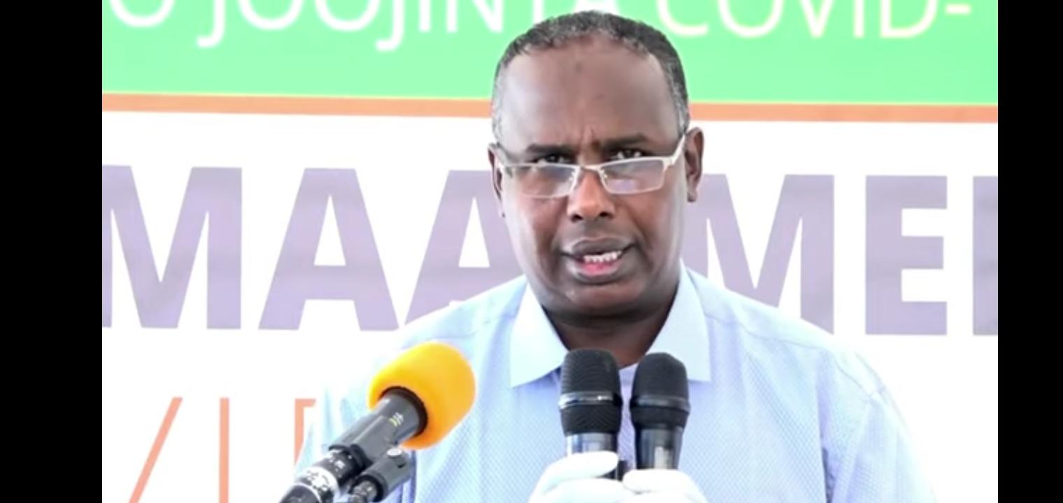 Somaliland Xaladihii ugu Dambeeyaay Ee Xanuunka Covid 19 iyo dadka u Dhimanay Oo Sii Kordhay.