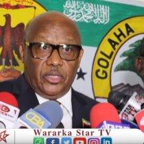 Gudaha:-Guddida Joogtada Ah Ee Goaha Wakiilada JSL Oo Maanta U Yeedhay Gudomiyaha Baanka Dhexe Ee Somaliland Iyo Su'aalo Ay Waydiiyen.