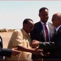 Daawo:Madaxwayne Ku Xigeenka Somaliland Oo Dalka Dib Ugu Soo Laabtay Iyo Soo Dhawayn Lagu Qaabilay Madaxwayne Ku Xigeenka