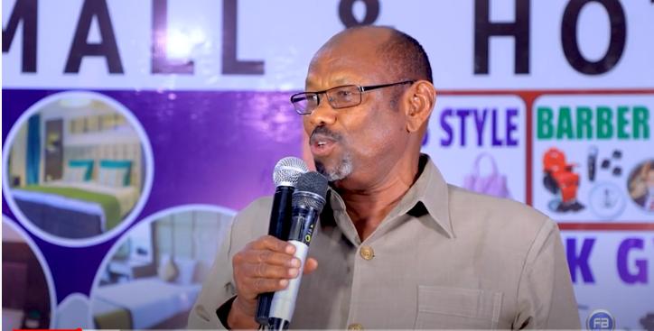 Wasiir Siciid Sulub Oo Sheegay In Aanu Weli Ku Qanacsanayn Xisbiyada Somaliland Oo Uu Daydayayo Xisbigii UDUB