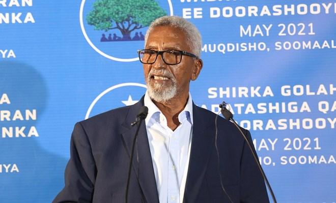 """Raysal wasaaruhu wuu kasii jeestay inuu xalliyo khilaafka guddiyada doorashada wakiilada Somaliland""""Guddoomiye Cabdi Xaashi"""