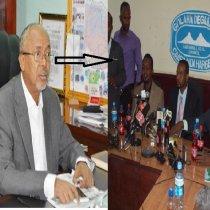 """Hargeisa:-""""Golaha Deegaankoow Meel Walba Jooga Oo Far Baa idinku Godan""""Madaxweyne Ku Xigeenka Somaliland."""