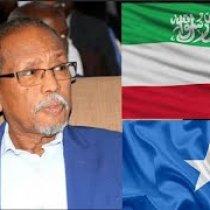 """Gudaha:-""""Somaliland Qasab Ayeey Ku Tahay In Ay La Hadasho Dawlada Somaliya''Pro Cali Khaalif Galaydh."""