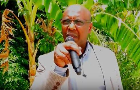 Hargeisa:-Safiirka Somaliland U Fadhiya Dalka Sweden Sakariye Xasan Oo Ka Soo Degay Magaalada Hargeisa +Arimaha Xasaasiya Oo Uu Ka Hadlay.