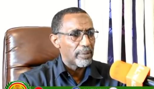 Gudaha:-Wasiirka Hawlaha Guud Iyo Guryanta Somaliland Oo Dhulka Jiiday Madaxweyne Kuxigeenka Maamulka Putland.