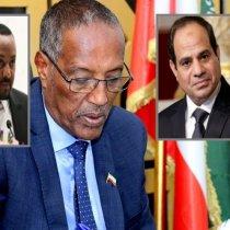 Dalalka Masar Iyo Itoobiya Oo Sare Ugu Qaaday Rajada Aqoonsi Ee Somaliland Iyo Dhaqdhaqaaqyadii Ugu Dambeeyay.