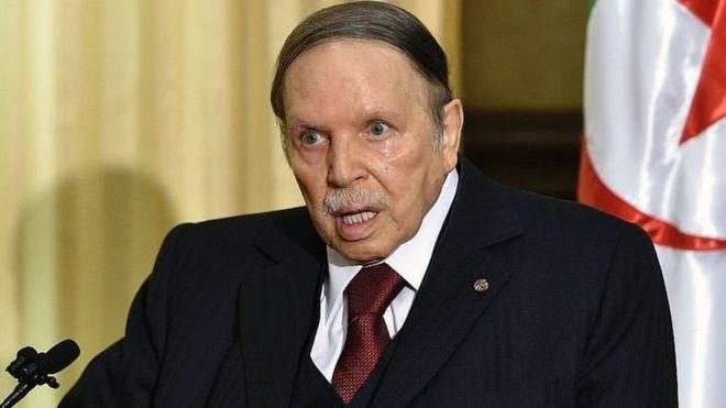 War Deg Deg Ah:-Madaxweynihii Algeria Oo is casilay Iyo Sababta Uu Iskucasilay.
